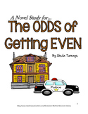 A Novel Study for The Odds of Getting Even by Sheila Turnage