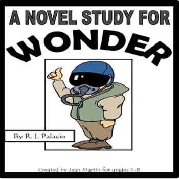 A Novel Study for WONDER, by R.J. Palacio