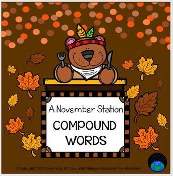 A November Compound Word Station