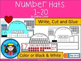A+ Number Hats: 1-20