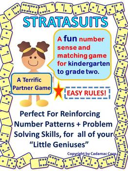 A Number Sense Domino Math Game With Problem Solving: Stra