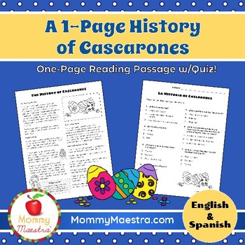 A One-Page History of Cascarones