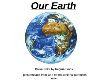 A+ Our Earth
