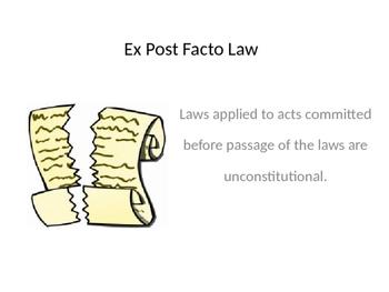 A.P. Government: Legislative Word Wall