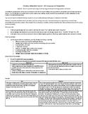 A.P. Language/Literature Dialectical Journal Instructions