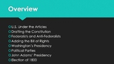 A.P. U.S. History Period 3 Notes and PPT: The Constitution
