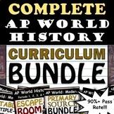 AP World History - Full Curriculum - Full Year - 90%+ Pass Rate