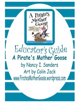 A PIRATE'S MOTHER GOOSE Literature Guide