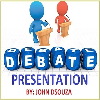 BASIC DEBATING SKILLS: PRESENTATION