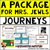 A Package for Mrs. Jewls Journeys 5th Grade Unit 1 Lesson 1 Activities