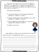 A Package for Mrs. Jewls--Writing Prompt-Journeys Grade 5-Lesson 1