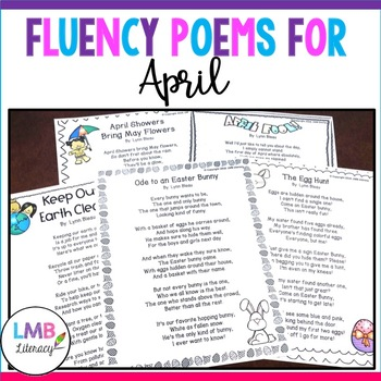 A Packet Of Poems-APRIL-Monthly Poetry
