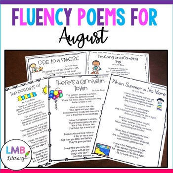 A Packet Of Poems-AUGUST-Monthly Poetry