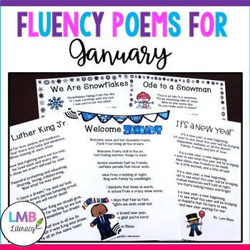 A Packet Of Poems-JANUARY-Monthly Poetry-New Year's Activities