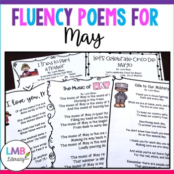 A Packet Of Poems-MAY-Monthly Poetry