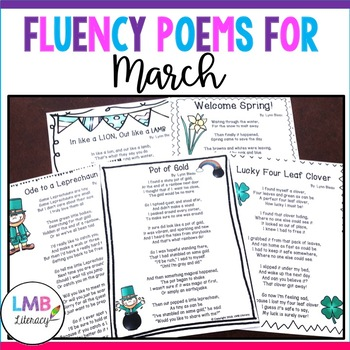 A Packet Of Poems-March-Monthly Poetry
