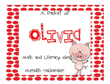 A Packet of Olivia