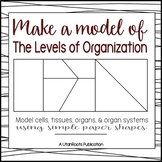 A Paper Model of the Levels of Organization