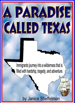 A Paradise Called Texas by Janice Shefelman, An Immigrant's Story