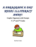 Paragraph of the Day:  Graphic Organizers  1-3 Grades