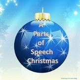 A Parts of Speech Christmas