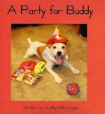 """A Party for Buddy""-Buddy Books-Level 14/H"