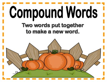 A Patch of Compound Words
