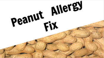 A Peanut Allergy Fix