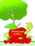 2nd Grade Common Core - A Peeling Apple Activities
