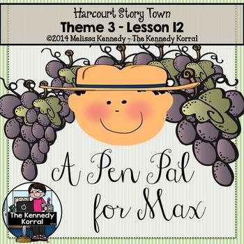 A Pen Pal for Max {Lesson 12}