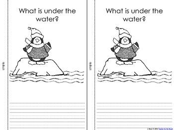 A Penguin Adventure: A Book of Prepositions {FREEBIE}