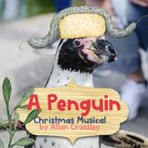 A Penguin Christmas Party - Score, Script, Soundtracks. A Holiday Musical