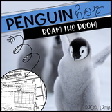 A Penguin Hop! Common Core Aligned ELA Scavenger Hunt!