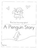 A Penguin Story - Sequence of Events Flashcards