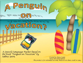 #fourleafcloversale A Penguin on Vacation?
