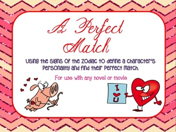 A Perfect Match! Using the Zodiac for Character Analysis