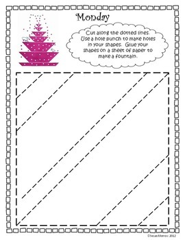 A Perfect Square Activities FREE