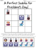 President's Day Primary Sudoku