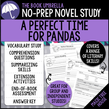 A Perfect Time For Pandas - Magic Tree House