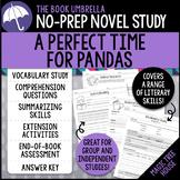 A Perfect Time For Pandas Novel Study - Magic Tree House