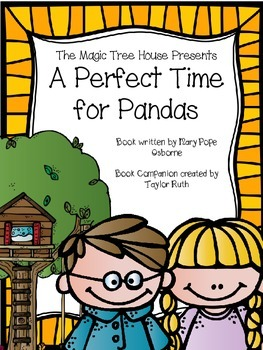 A Perfect Time for Pandas Book Companion