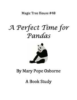 A Perfect Time for Pandas - Book Study
