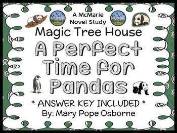 A Perfect Time for Pandas : Magic Tree House #48 (Osborne)