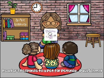 A Pet For Petunia Reader's Response