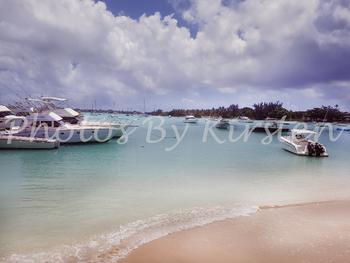A Stock Photo of a Beach Marina