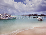 A Stock Photo of a Beach Marina
