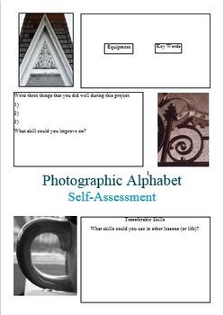 A Photographic Alphabet Project