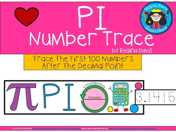 A+ Pi ... Number Tracing