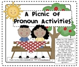 A Picnic of Pronoun Activities