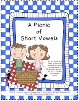 A Picnic of Short Vowels